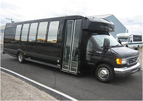 shuttle Services In Orlando